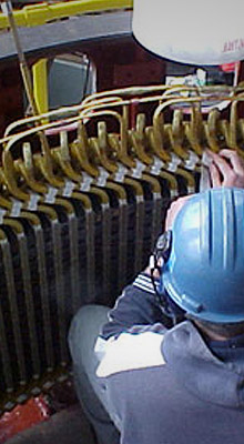 Hydroelectric repair and maintenance